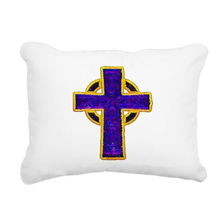 cross29c.png Rectangular Canvas Pillow