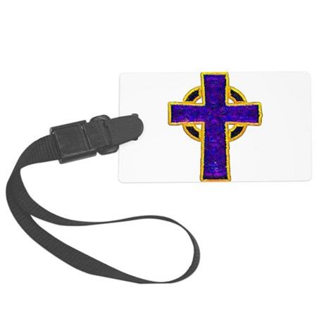 cross29c.png Large Luggage Tag