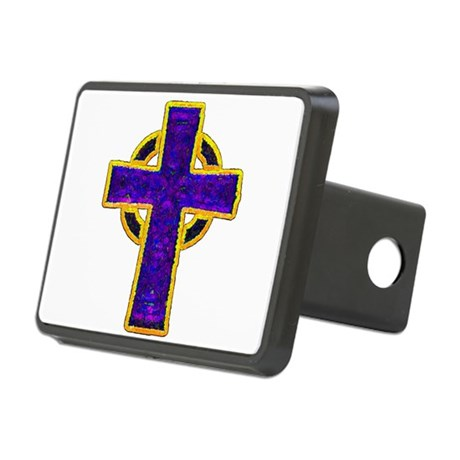 cross29c.png Rectangular Hitch Cover