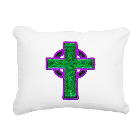 cross29d.png Rectangular Canvas Pillow