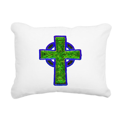 cross29e.png Rectangular Canvas Pillow