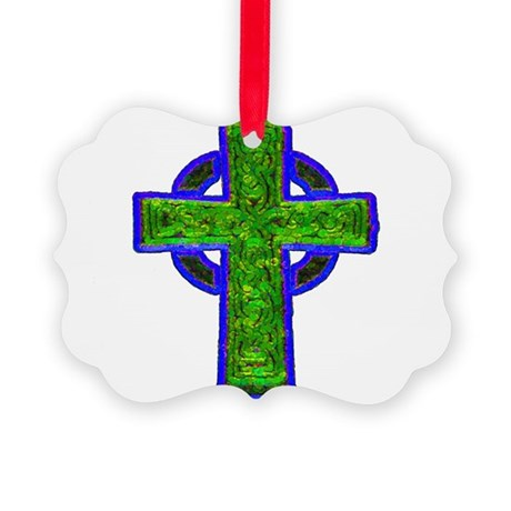 cross29e.png Picture Ornament