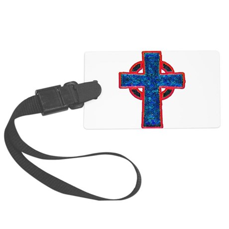cross29f.png Large Luggage Tag
