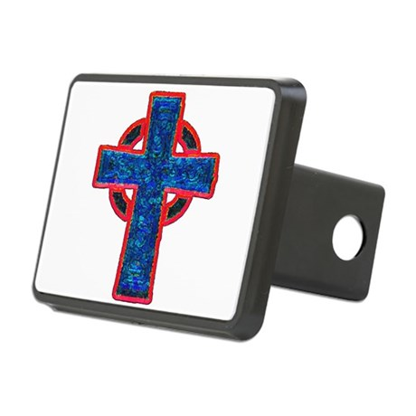 cross29f.png Rectangular Hitch Cover