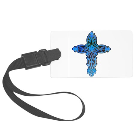 cross31b.png Large Luggage Tag