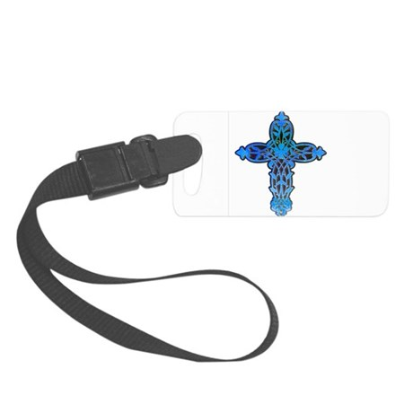 cross31b.png Small Luggage Tag