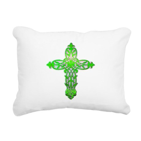 cross31c2.png Rectangular Canvas Pillow