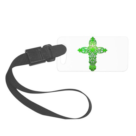cross31c2.png Small Luggage Tag