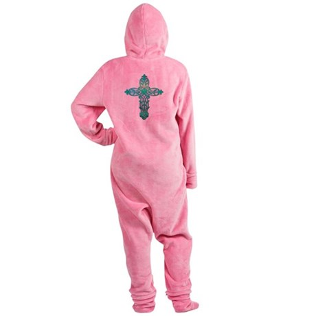 cross31d2.png Footed Pajamas