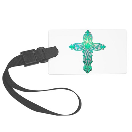 cross31d2.png Large Luggage Tag