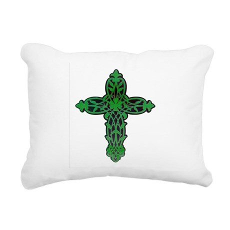 cross31f.png Rectangular Canvas Pillow