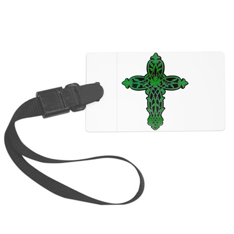cross31f.png Large Luggage Tag