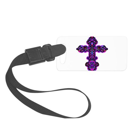 cross26e.png Small Luggage Tag