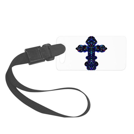 cross26c.png Small Luggage Tag