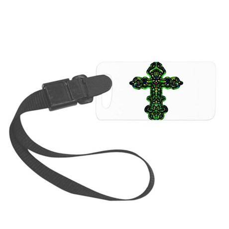 cross26a.png Small Luggage Tag