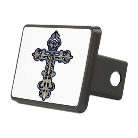 cross26.png Rectangular Hitch Cover