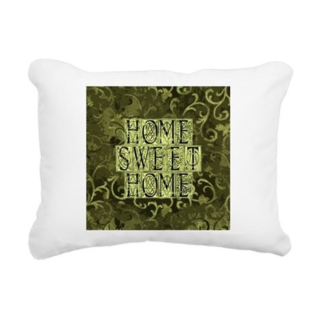 homesh3b.jpg Rectangular Canvas Pillow