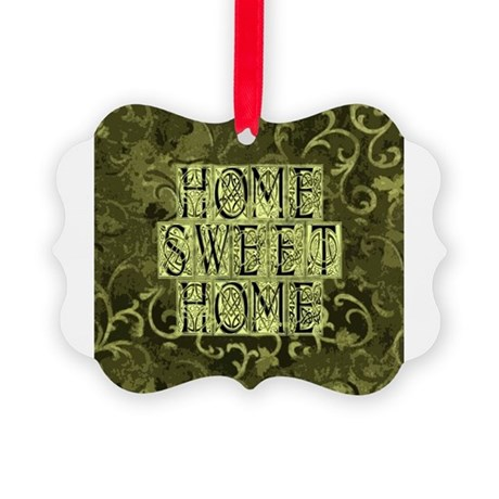homesh3b.jpg Picture Ornament