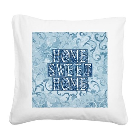 homesh3.jpg Square Canvas Pillow