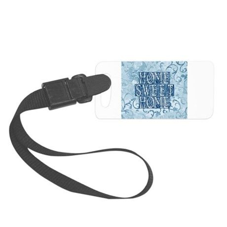 homesh3.jpg Small Luggage Tag