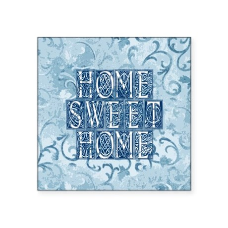 "homesh3.jpg Square Sticker 3"" x 3"""