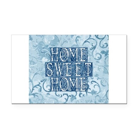 homesh3.jpg Rectangle Car Magnet