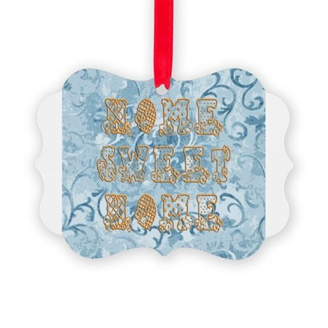 homesh.jpg Picture Ornament