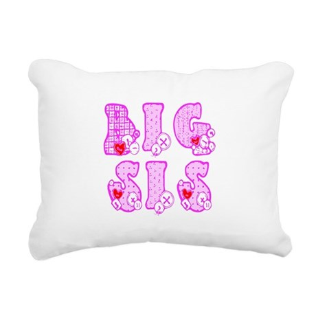 bigsis1a.JPG Rectangular Canvas Pillow