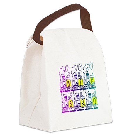 bigbro3.JPG Canvas Lunch Bag