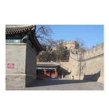 Base of the Great Wall of China Postcards (Package