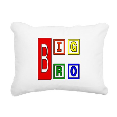 bigbro2.JPG Rectangular Canvas Pillow