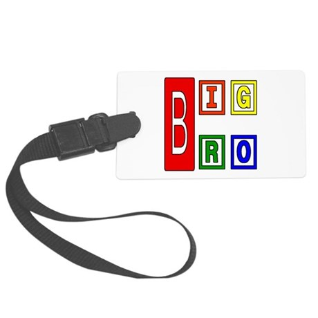 bigbro2.JPG Large Luggage Tag