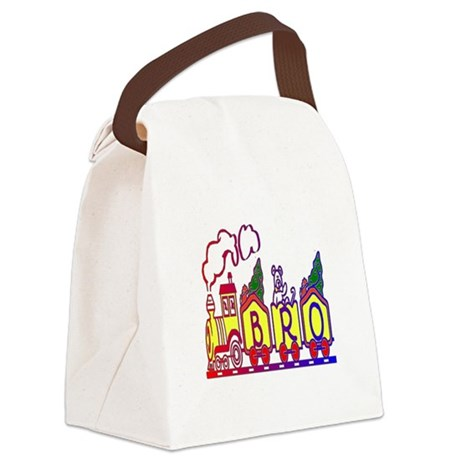 bro2.JPG Canvas Lunch Bag