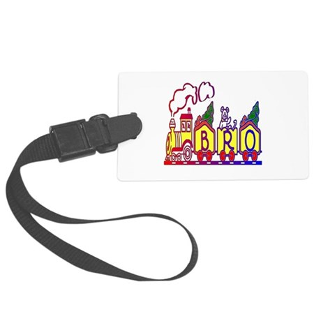 bro2.JPG Large Luggage Tag