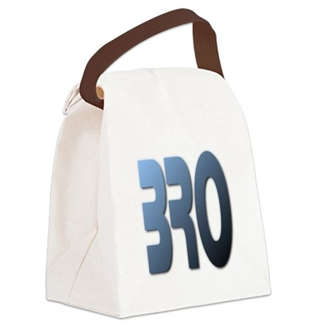 Bro Canvas Lunch Bag