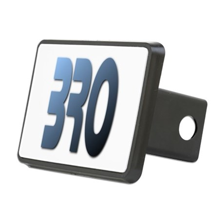 Bro Rectangular Hitch Cover