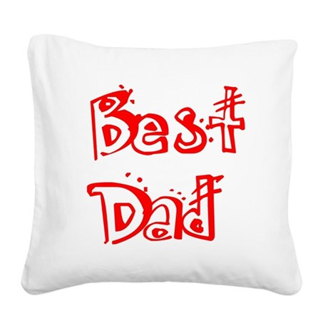 best2c.png Square Canvas Pillow