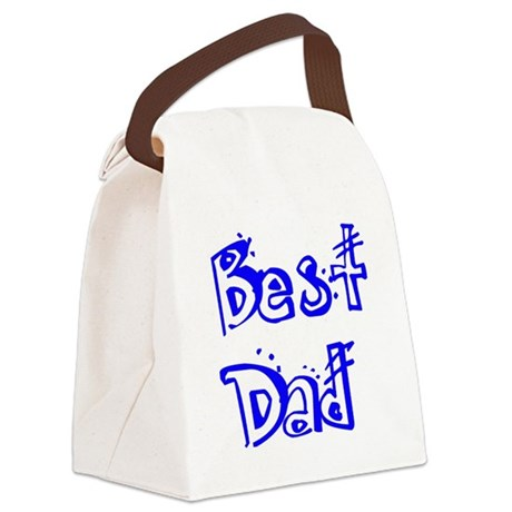 best2b.png Canvas Lunch Bag
