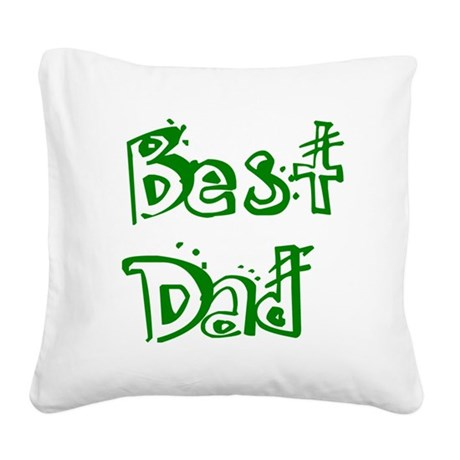 best2d.png Square Canvas Pillow