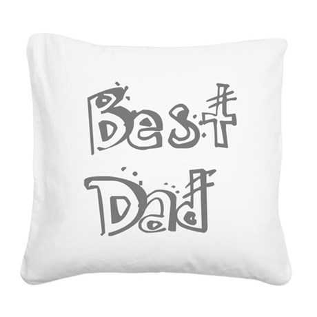 best2f.png Square Canvas Pillow