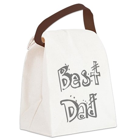 best2f.png Canvas Lunch Bag