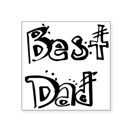 best2.png Square Sticker 3&quot; x 3&quot;