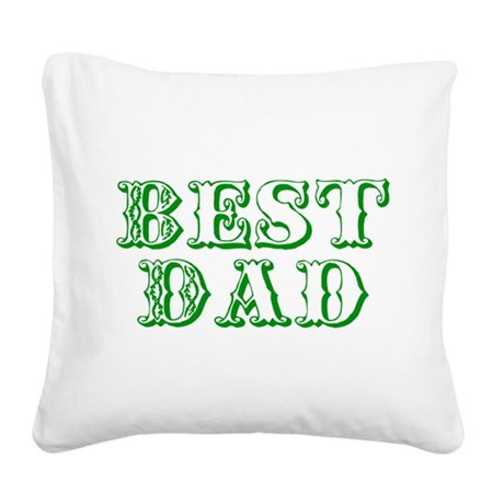 best3e.png Square Canvas Pillow