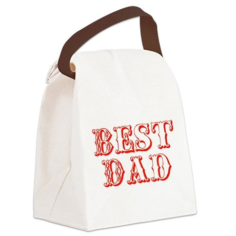 best3d.png Canvas Lunch Bag