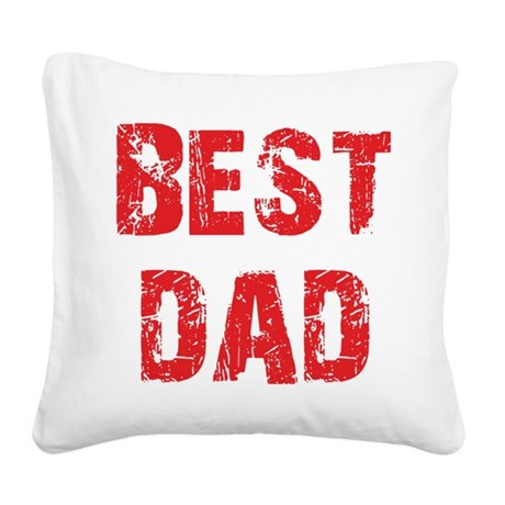 2-best5g.png Square Canvas Pillow