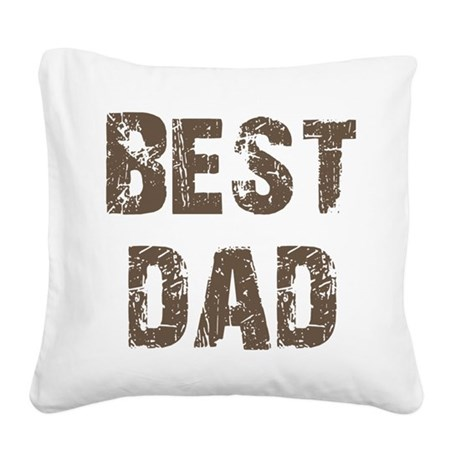 best5d.png Square Canvas Pillow