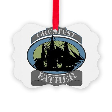father.png Picture Ornament