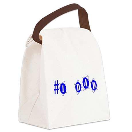 dad4a.png Canvas Lunch Bag