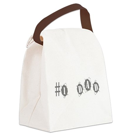 dad3.png Canvas Lunch Bag