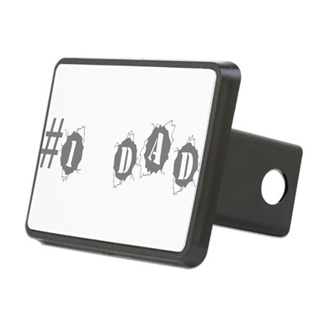 dad3.png Rectangular Hitch Cover
